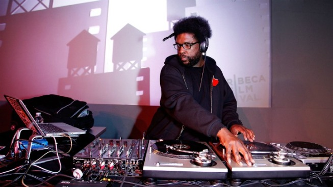 Questlove Hosts Soul Train Dance Party Tonight