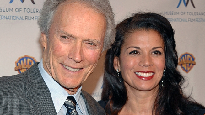 Clint Eastwood's Wife Files for Legal Separation