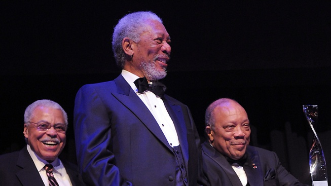 Morgan Freeman to Be Honored at AFI