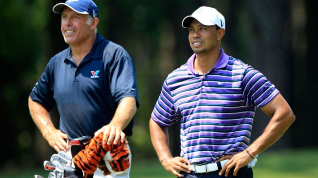 Canned Caddy Lashes Out at Tiger Woods