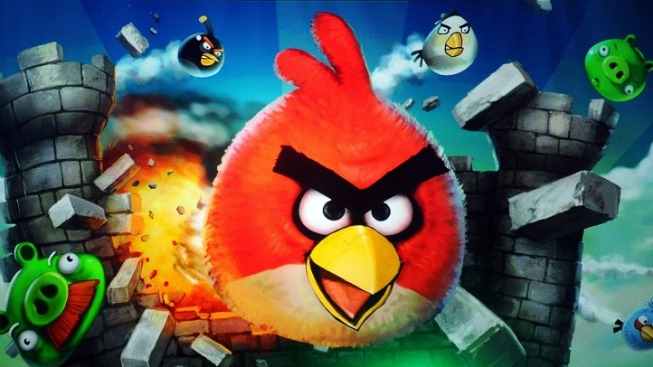Cheerful Arlington to Host Angry Birds