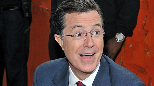 Stephen Colbert to Address U.Va. 2013 Graduates
