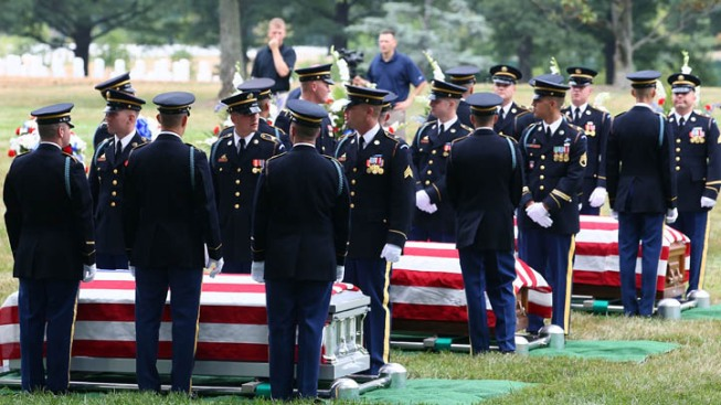 Missing WWII Airmen Buried 68 Years Later