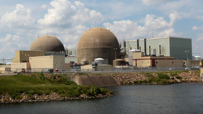North Anna Nuclear Plant Closed by Quake Powering Back Up