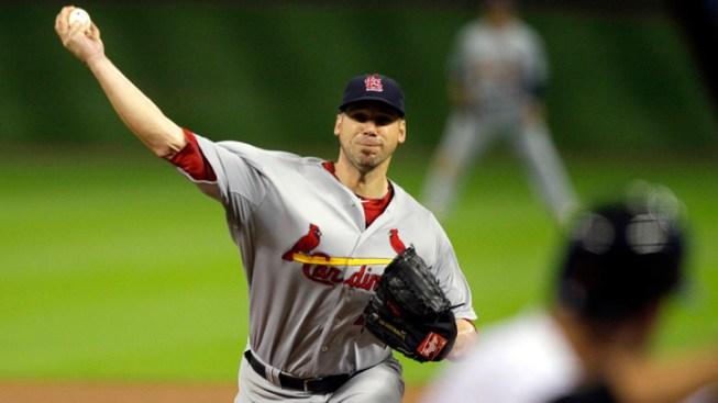 Cardinals Clinch NL Wild Card Berth