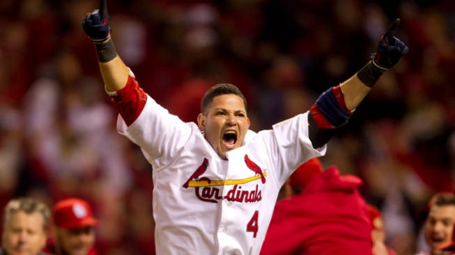 Cardinals Rally Twice, Win in 11th to Force Game 7