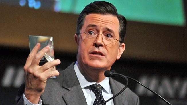 Stewart, Colbert Mock Supreme Court Coverage