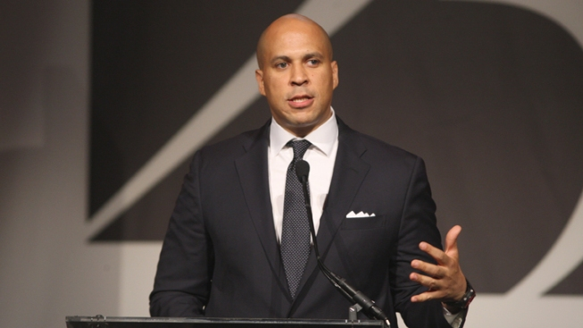 Cory Booker Holds Comfortable Lead in Senate Race: Poll