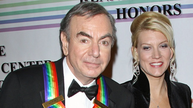 Neil Diamond Gets Married!