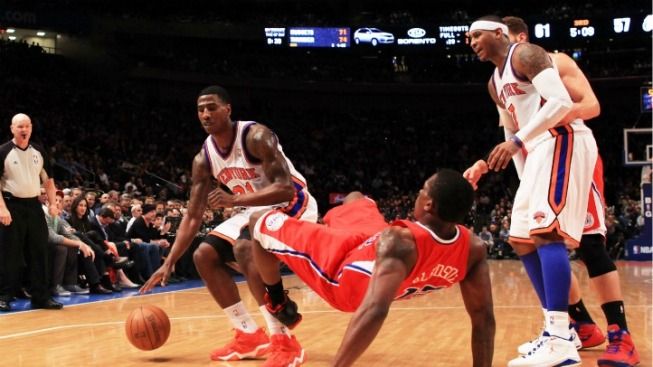 NBA Sets New Penalties for Flopping