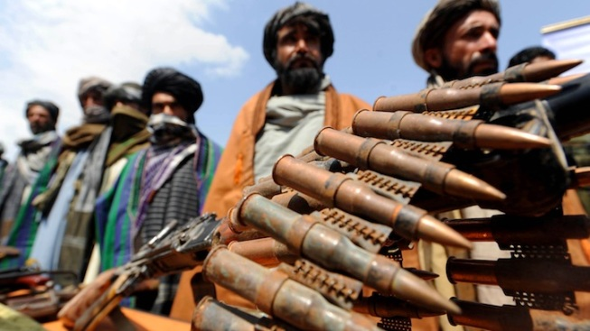 Afghan Taliban Declares Annual Spring Offensive