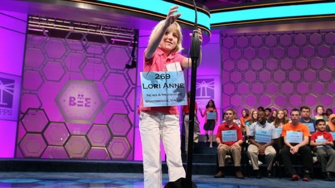 Youngest Speller in Scripps History Out of Bee