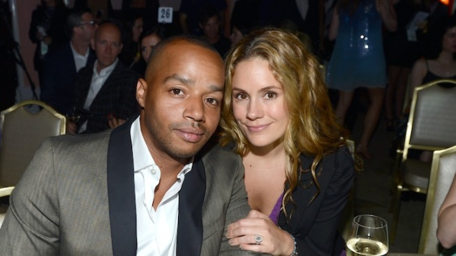 CaCee Cobb and Donald Faison Welcome Baby Boy