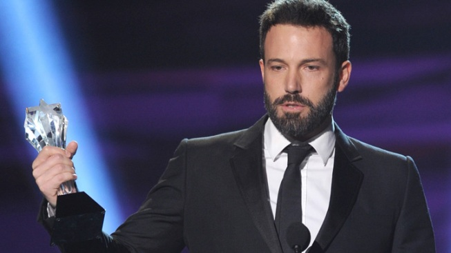 Affleck, Argo Win Big at Critics' Choice Awards