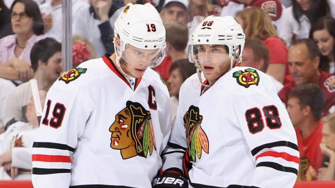 Jonathan Toews Owns Top-Selling Jersey in NHL