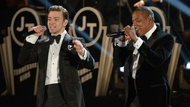 Justin Timberlake and Jay-Z Officially Announce Tour, Will Perform in 12 Cities This Summer
