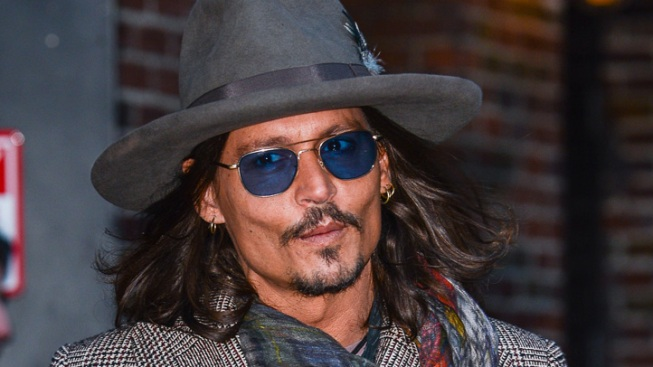 Happy Birthday, Johnny Depp! Actor Turns the Big 5-0