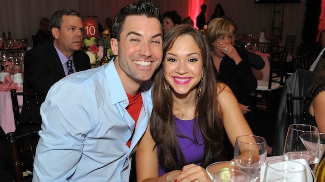 Diana DeGarmo and Ace Young Tie the Knot