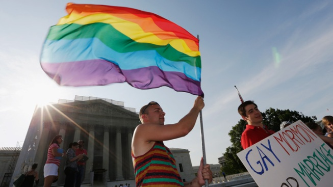 Court's Rulings Don't Affect Virginia's Gay-Marriage Ban