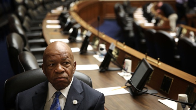 Suspicious Substance at Rep. Cummings's Baltimore Office Not an Active Threat