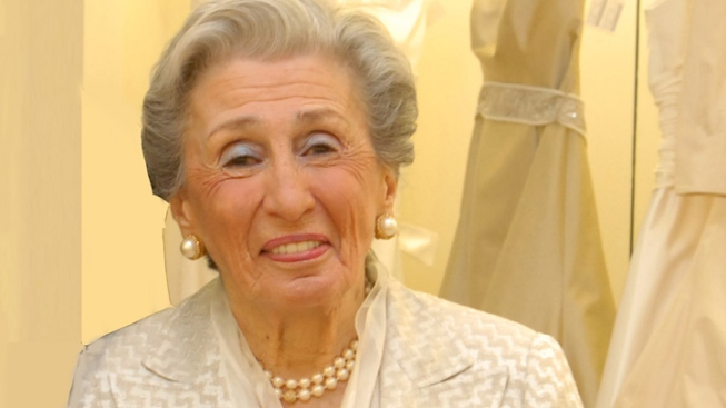 Local Fashion Icon Harriet Kassman Dies at 90