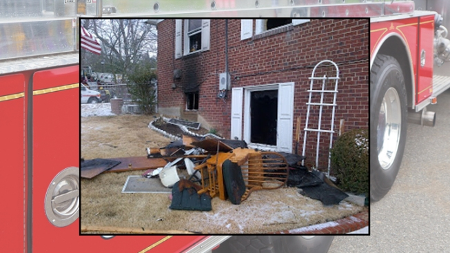 Space Heater Eyed as Cause of Temple Hills Fire