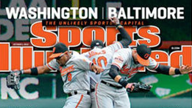 "Washington, Baltimore ""Unlikely Sports Capital,"" According To Sports Illustrated Cover"
