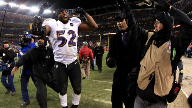 Ravens Beat Broncos, Advance to AFC Championship