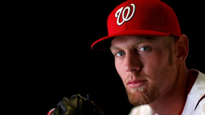 Nats' Strasburg Ready for High-Expectation Start