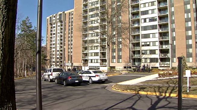 High School Student Found Dead Outside Alexandria Apartment Building