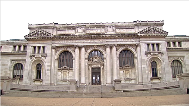 DC Gets First Look at New Apple Store in Carnegie Library