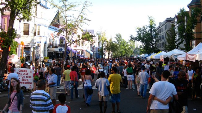 Adams Morgan Day Set for Sunday