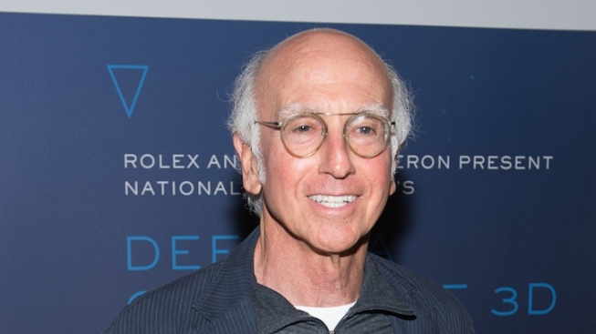 Larry David to Star in Self-Written Broadway Play