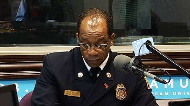 Retiring D.C. Deputy Fire Chief Describes Culture of Fear