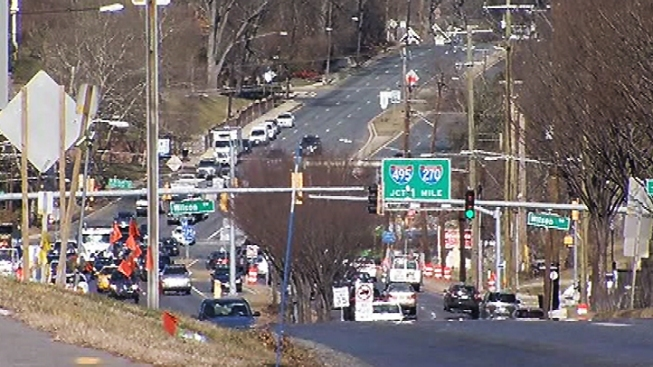 Changes Coming to Ease Rockville Pike Traffic Pain