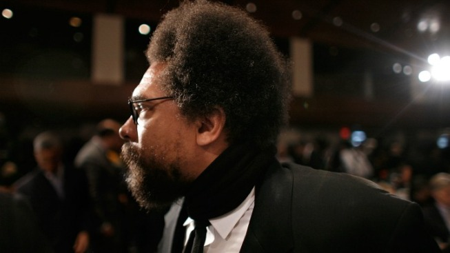 Cornel West Arrested at Supreme Court