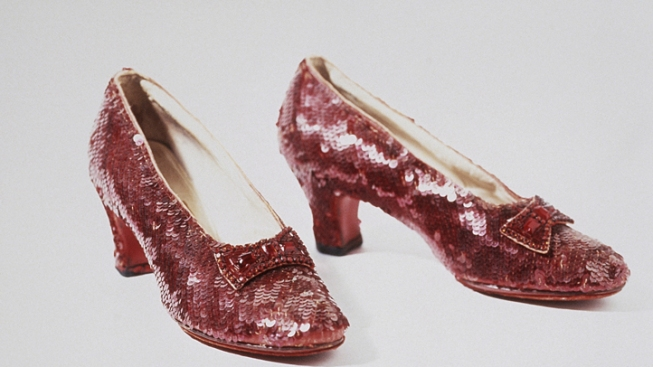 """Wizard of Oz"" Slippers Expected to Pull In $2M"