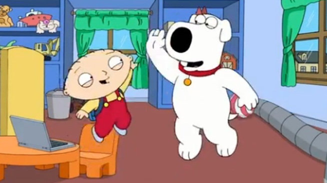 """Family Guy"" Shocks Again"