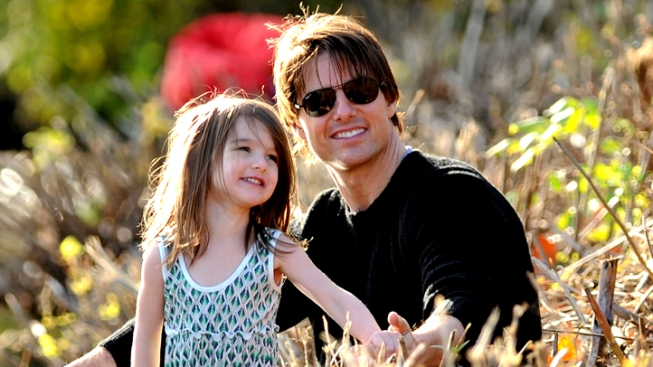 "Tom Cruise: ""I Have in No Way Cut Suri Out of My Life"""