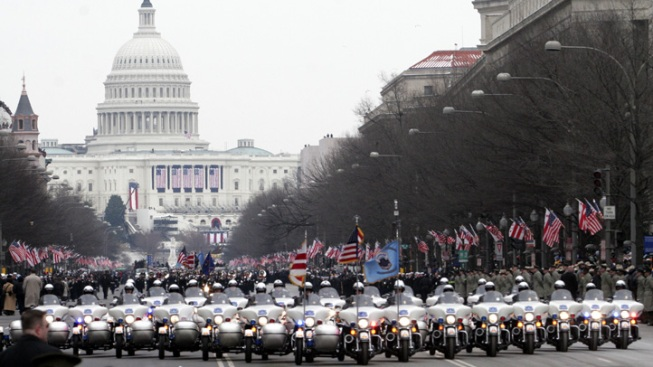 Secret Service Plans for Inauguration