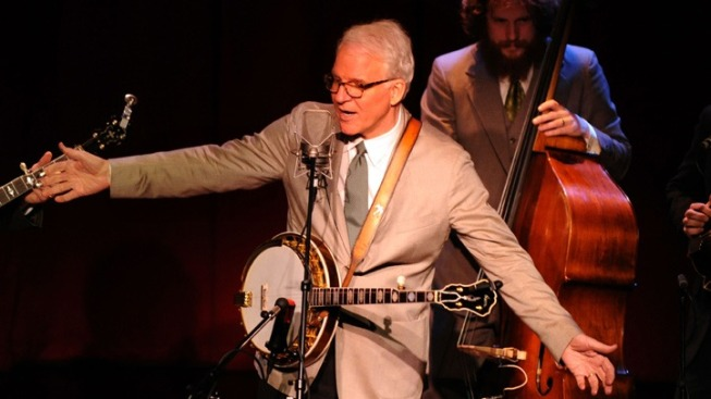 Steve Martin Headed to A Capitol Fourth