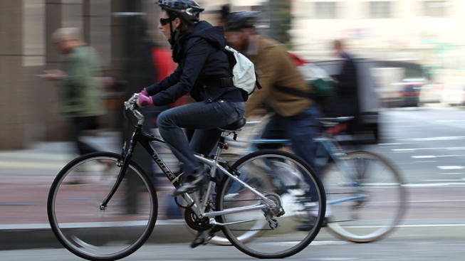 D.C. Ranks Near Top for Walking and Biking to Work