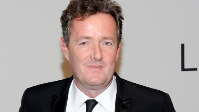 Thousands Sign U.S. Petition to Deport Piers Morgan