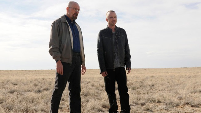 "A Final Session of Walter White's ""Bad"" Behavior"