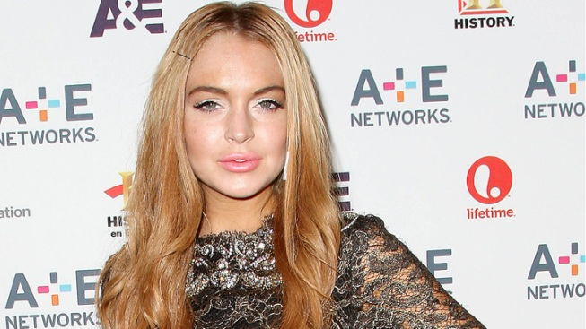 Lindsay Lohan Talks Drugs, Rehab and Her Parents in Revealing Interview with Piers Morgan