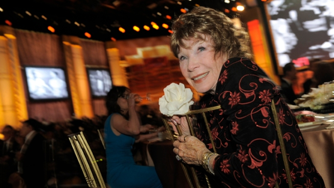 Shirley MacLaine Earns AFI Lifetime Achievement Honor