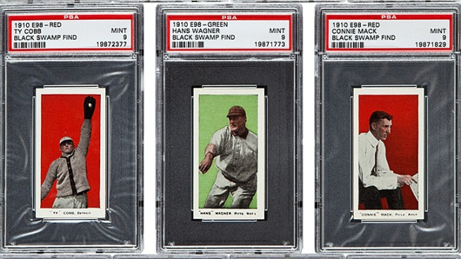 Rare Early Baseball Cards Found in Attic May Be Worth Millions