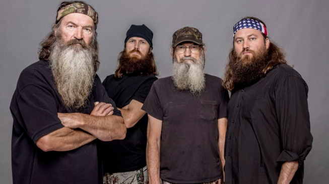"""""""Duck Dynasty"""" Goes Down-Home for the Holidays with Album Release"""