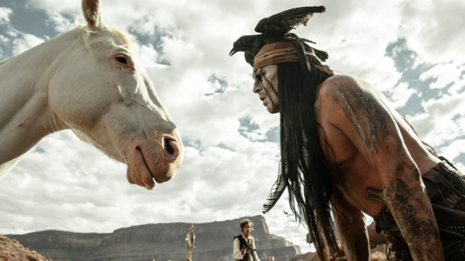 Will Disney's New Tonto Be Any Better?