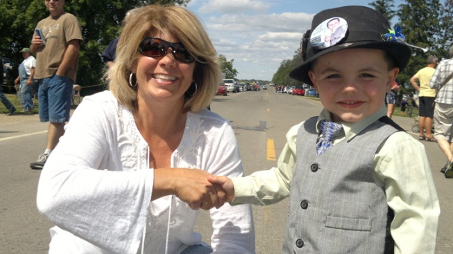 4-Year-Old Mayor of Minn. Town Wins Second Term